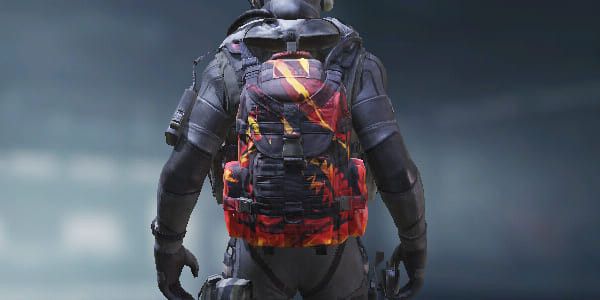 COD Mobile The Traveler Bundle: Backpack Red Dragon - zilliongamer