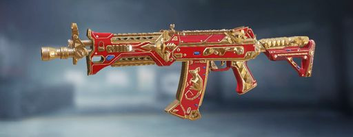 COD Mobile AK117 skin: AK117 Year of the Rat - zilliongamer