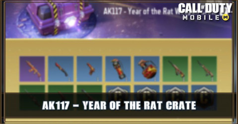 AK117 - Year of the Rat Weapon Crate