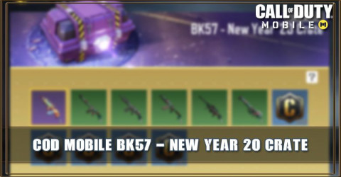 BK57 - New Year'20 Crate Items & Odds