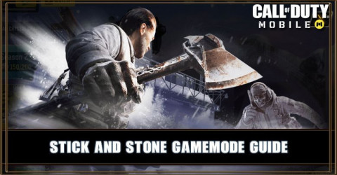 Stick & Stone Gamemode