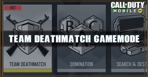 COD Mobile Team Deathmatch Gamemode