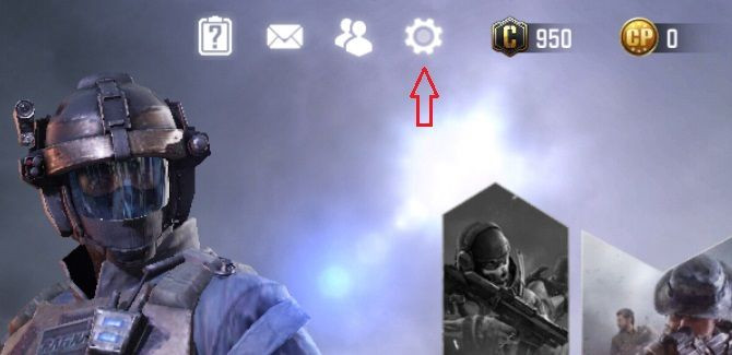 Set Your Sensitivity in Call of Duty Mobile