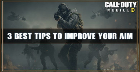 3 Best Tips To Improve Your Aim