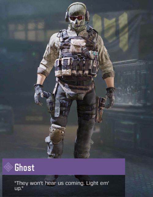 Call Of Duty Mobile Skins List All Weapons Characters