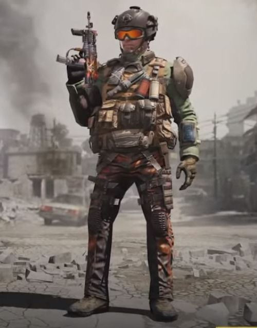 Call Of Duty Mobile Characters Collection Zilliongamer