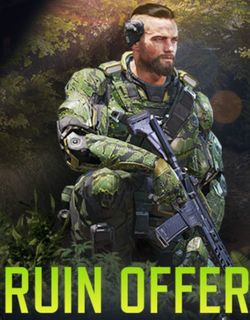 COD Mobile character: Ruin Jungle