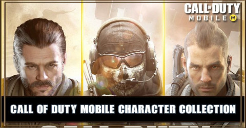 Call of Duty Mobile Characters Collection