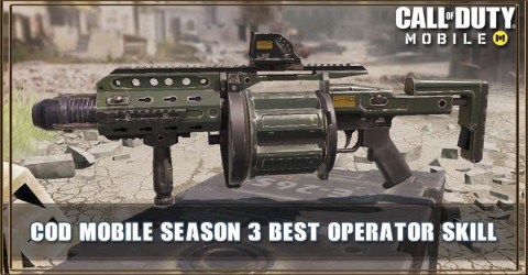COD Mobile Best Operator Skill To Use In Season 3