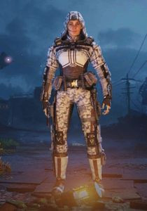 COD Mobile Free Soldier Skins: Outrider Arctic - zilliongamer