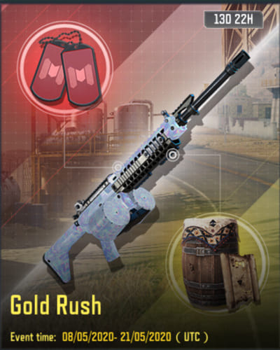 COD Mobile Gold Rush Event - How to get Gold Bars Faster - zilliongamer
