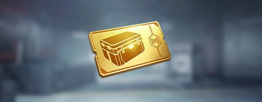 COD Mobile Golden Crate Ticket - zilliongamer