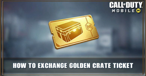 Golden Crate Ticket Guide