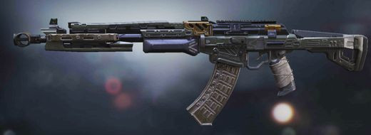 Call of Duty Mobile: AK47 Tank - zilliongamer