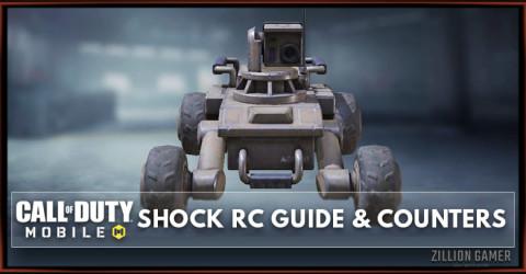 Shock RC Scorestreak Guide in COD Mobile