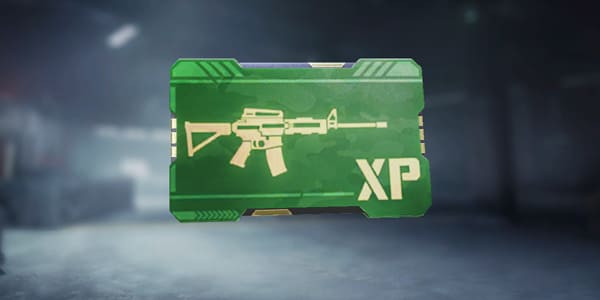 Call of Duty Mobile Weapon XP Card (Common) - zilliongamer