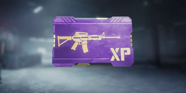 Call of Duty Mobile Weapon XP Card (Epic) - zilliongamer