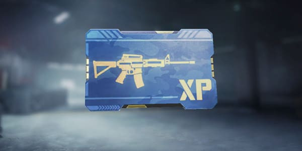 Call of Duty Mobile Weapon XP Card (Rare) - zilliongamer