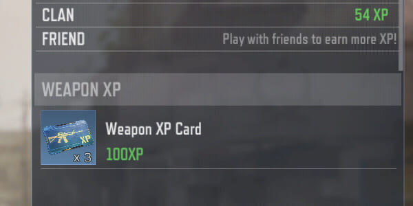 How to get Weapon XP Card in COD Mobile - zilliongamer