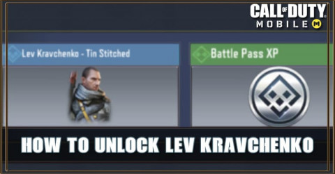 How To Get Lev Kravchenko in COD Mobile For Free