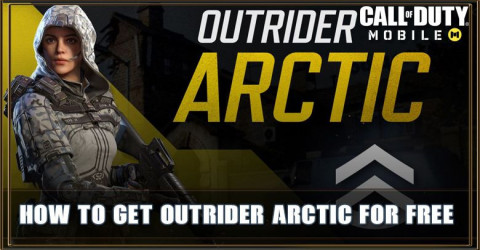 How to get Outrider Arctic in COD Mobile