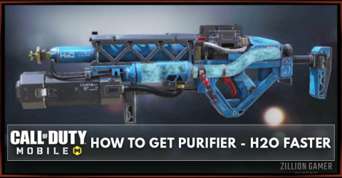 How to Get Purifier H2O in COD Mobile Faster