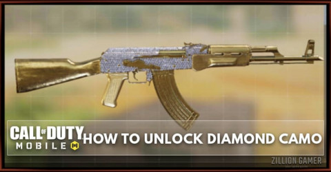 How To Unlock Diamond Camo in Call of Duty Mobile