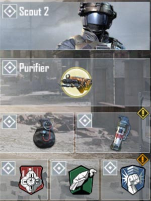 Call of Duty Mobile Character, Operator skill, Grenade, Perk Loadout - zilliongamer your game guide
