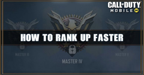 How to Rank up Faster in Call of Duty Mobile