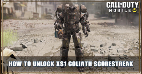 How to Unlock XS1 Goliath in COD Mobile Fast