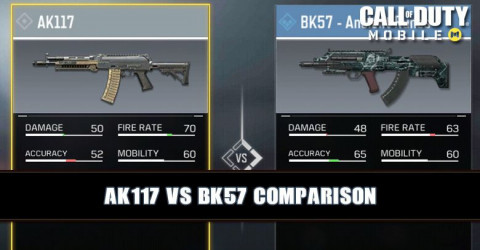 AK117 VS BK57 Comparison
