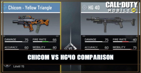 Chicom VS HG 40 Comparison