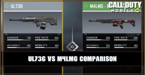 UL736 VS M4LMG Comparison