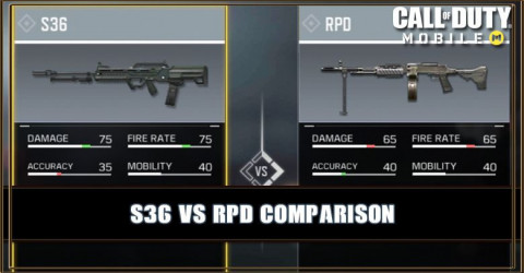 S36 VS RPD Comparison