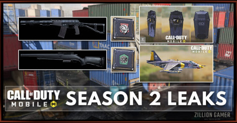 COD Mobile Season 2 Leaks: Release Date, Test Server, Weapons, Maps, and More
