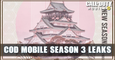 COD Mobile Season 3 Leaks Battle Pass Characters, Weapons, Maps, and More