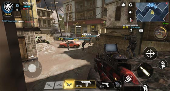 Crash Site: Hotzone in Crash Map - Call of Duty Mobile - zilliongamer