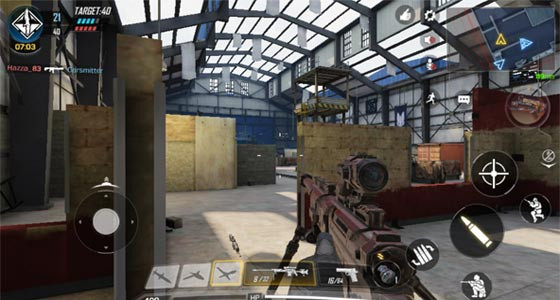 Killhouse Hotzone in Call of Duty Mobile - zilliongamer