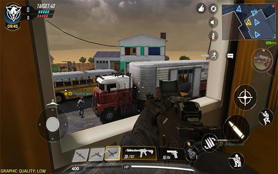 Nuketown Hot Zone | Call of Duty Mobile - zilliongamer