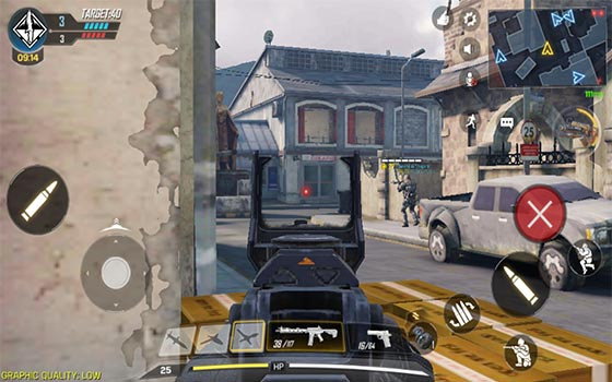 Standoff Hot Zone | Call of Duty Mobile - zilliongamer