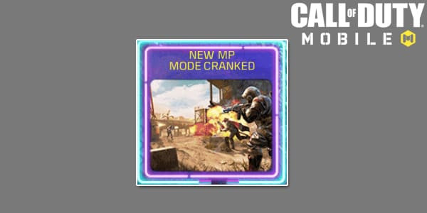 COD Mobile Season 11 Leaks Gamemode: Cranked - zilliongamer