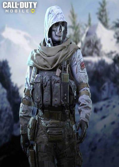 Ghost COD Mobile Season 13