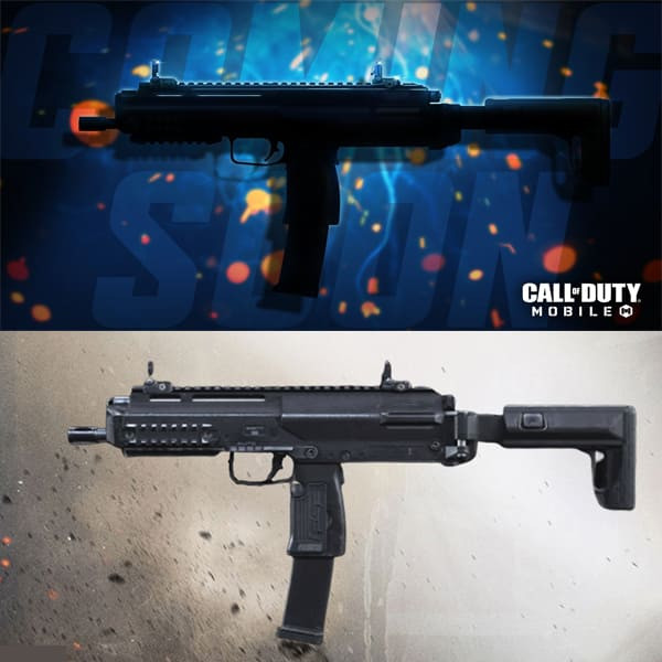 COD Mobile Season 13 Leaks New Gun: MP7 - zilliongamer
