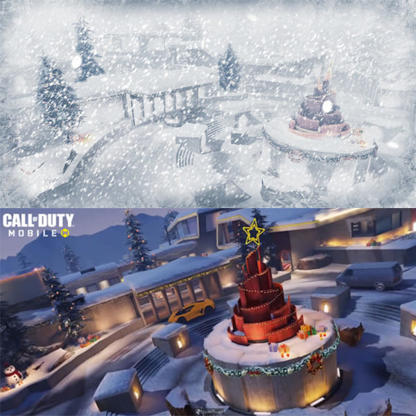 COD Mobile Season 13 Leaks New Map: Raid - Holiday - zilliongamer