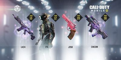 COD Mobile Season 3 Battle Pass Rewards Sneek Peeks - zilliongamer
