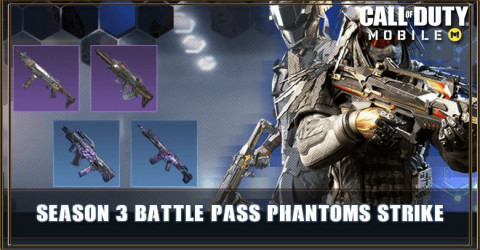 Season 3 Battle Pass: Phantom's Strike Sneak Peek