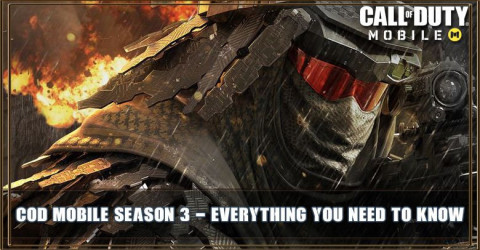 COD Mobile Season 3 - Everything You Need To Know