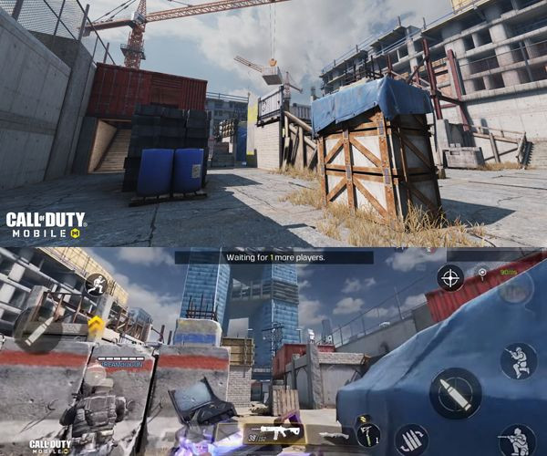 COD Mobile Season 4 Leaks: Cage Map - zilliongamer