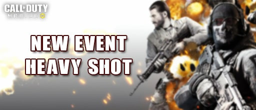 COD Mobile Season 4 New Event: Heavy Shot - zilliongamer