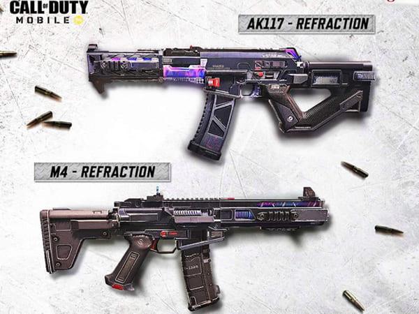 Cod Mobile Season 5 Leaks New Guns Skins Maps And More Zilliongamer